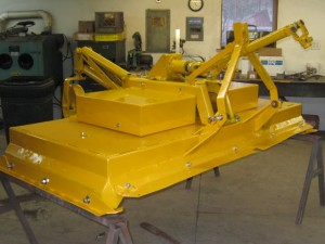 Orchard mower - Metal Works inc
